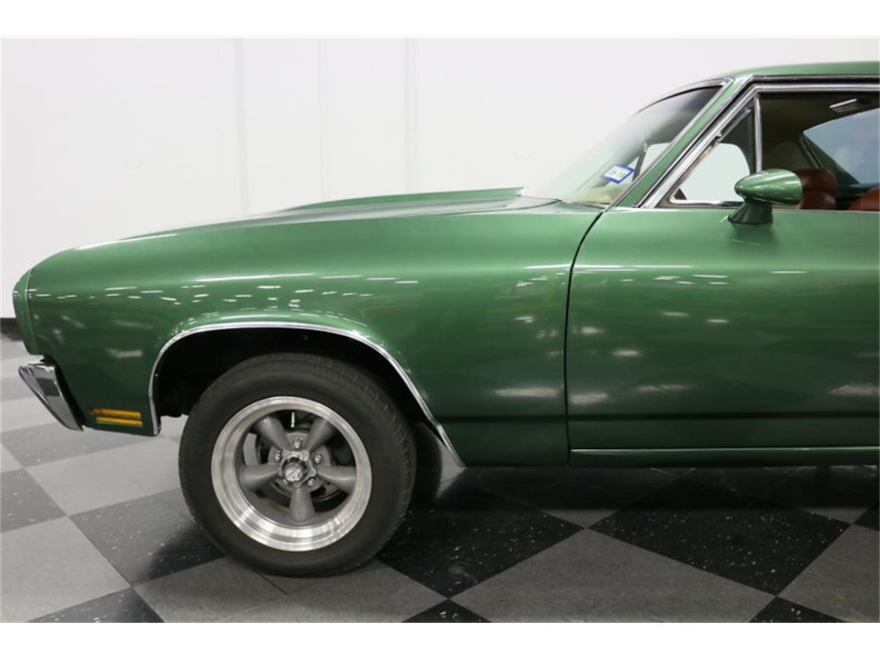 Large Picture of '70 El Camino Offered by Streetside Classics - Dallas / Fort Worth - Q9DT