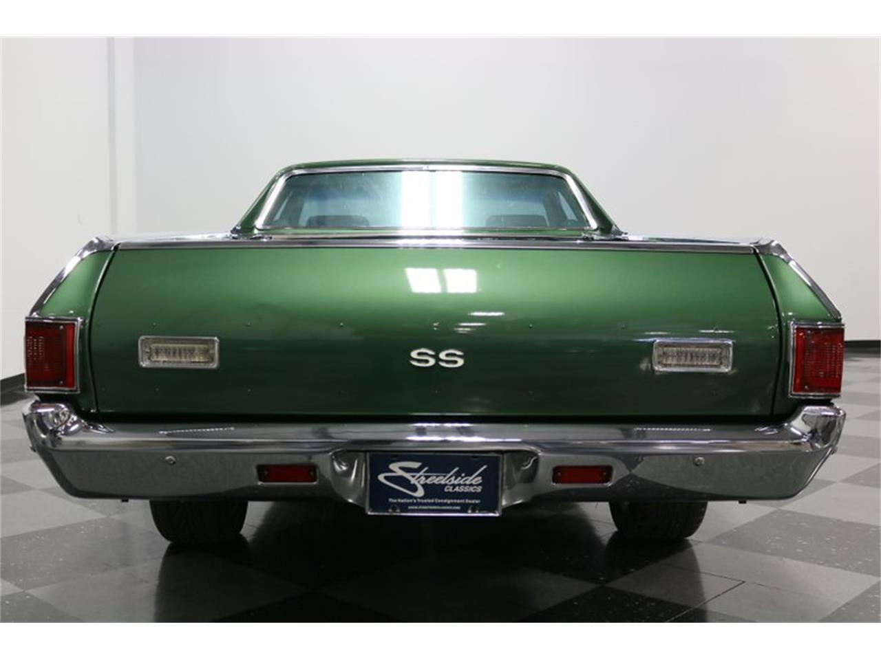 Large Picture of '70 El Camino located in Texas Offered by Streetside Classics - Dallas / Fort Worth - Q9DT