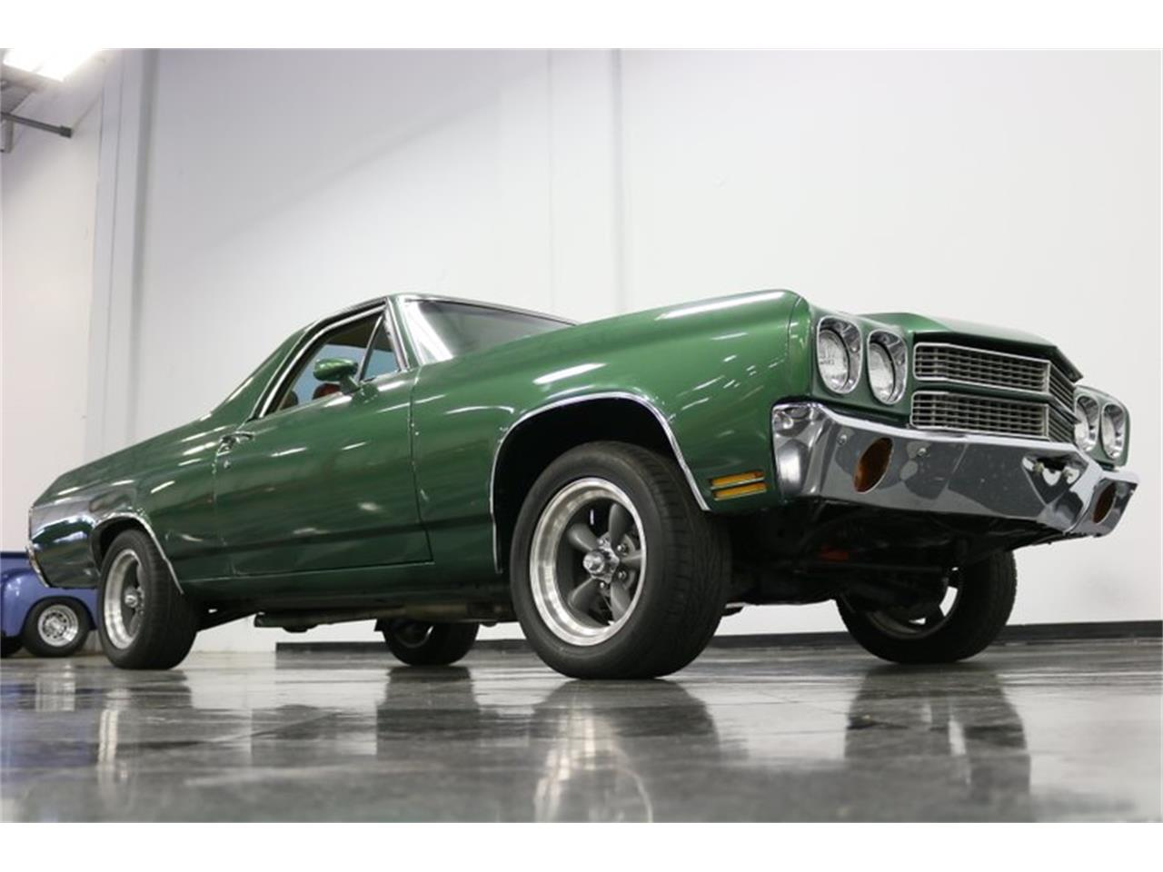 Large Picture of 1970 El Camino located in Ft Worth Texas - Q9DT