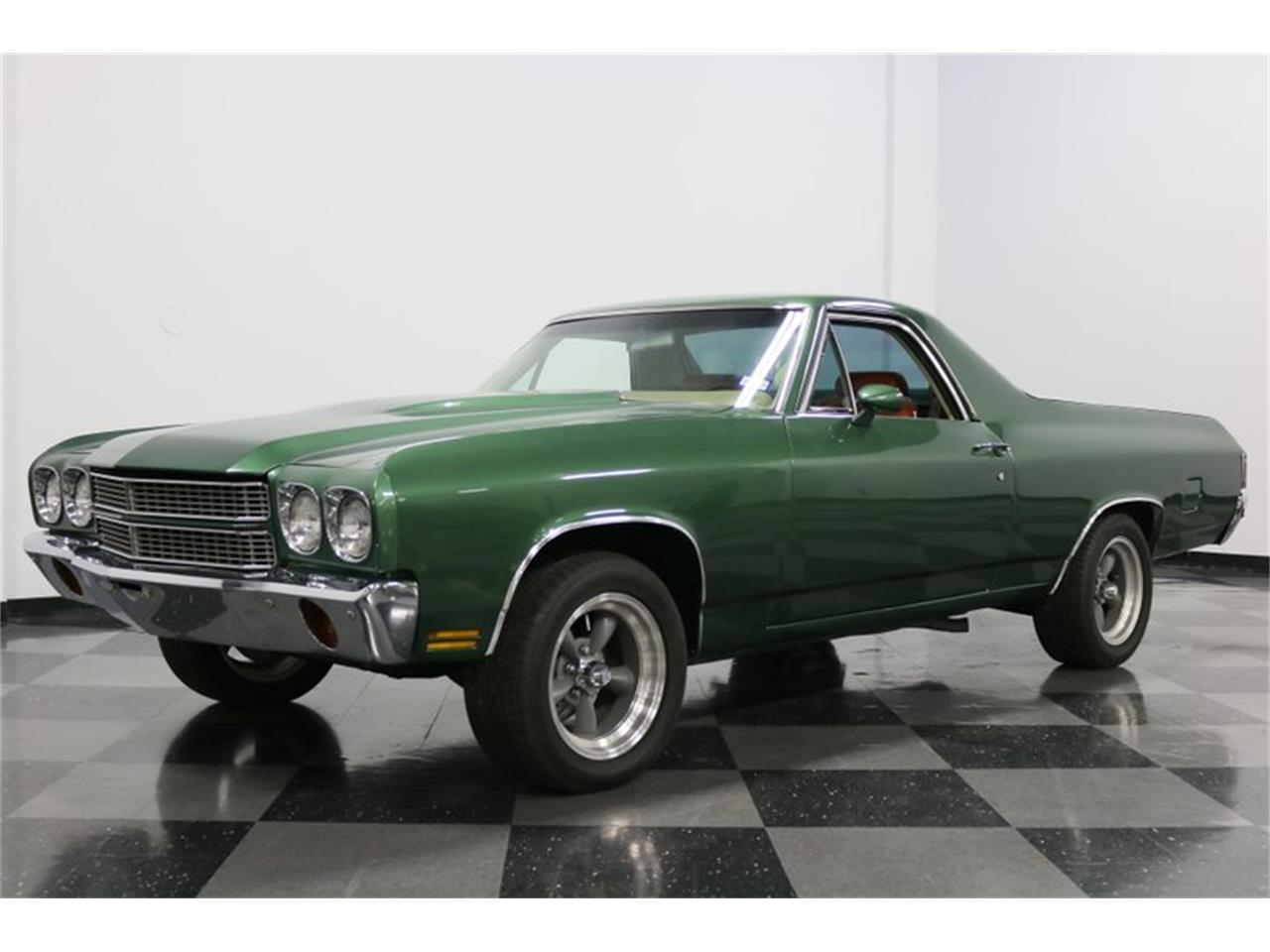 Large Picture of '70 Chevrolet El Camino - $24,995.00 Offered by Streetside Classics - Dallas / Fort Worth - Q9DT