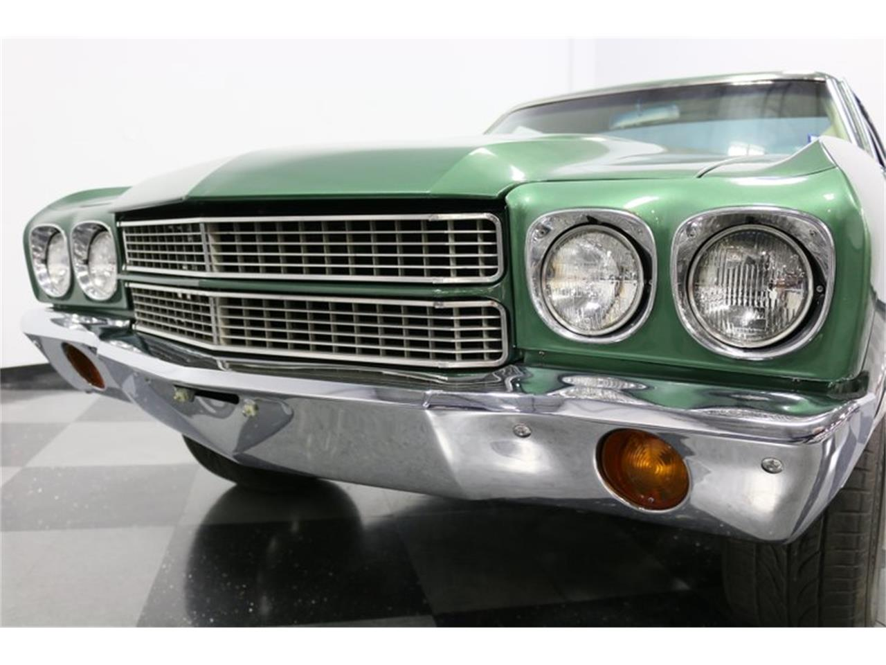 Large Picture of Classic 1970 El Camino Offered by Streetside Classics - Dallas / Fort Worth - Q9DT