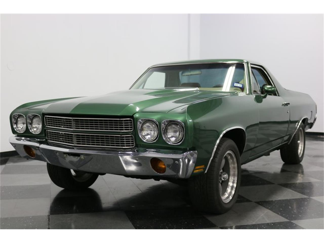 Large Picture of Classic '70 El Camino Offered by Streetside Classics - Dallas / Fort Worth - Q9DT