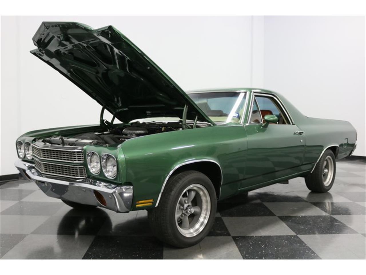 Large Picture of '70 Chevrolet El Camino located in Ft Worth Texas - $24,995.00 Offered by Streetside Classics - Dallas / Fort Worth - Q9DT
