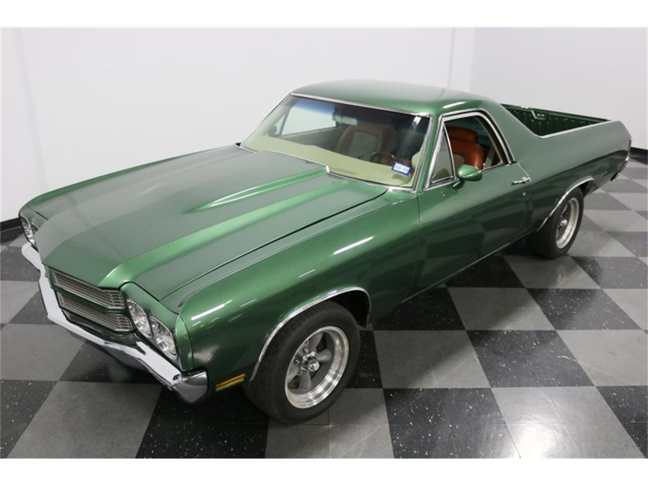 Large Picture of Classic '70 El Camino located in Ft Worth Texas Offered by Streetside Classics - Dallas / Fort Worth - Q9DT