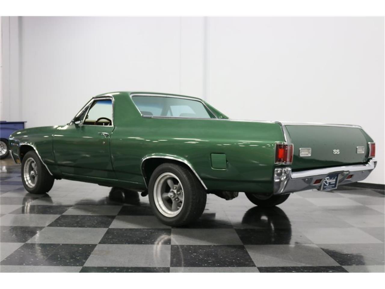 Large Picture of Classic '70 Chevrolet El Camino located in Ft Worth Texas Offered by Streetside Classics - Dallas / Fort Worth - Q9DT