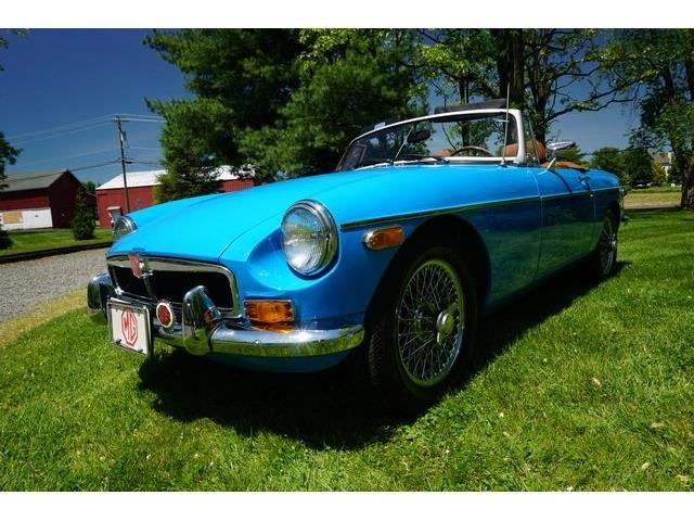Picture of '80 MGB - Q5RE