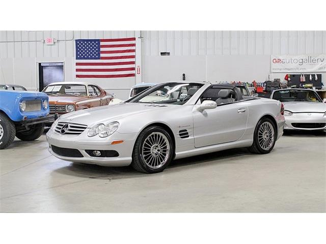 Picture of '03 Mercedes-Benz SL55 located in Michigan - $24,900.00 Offered by  - Q9DW