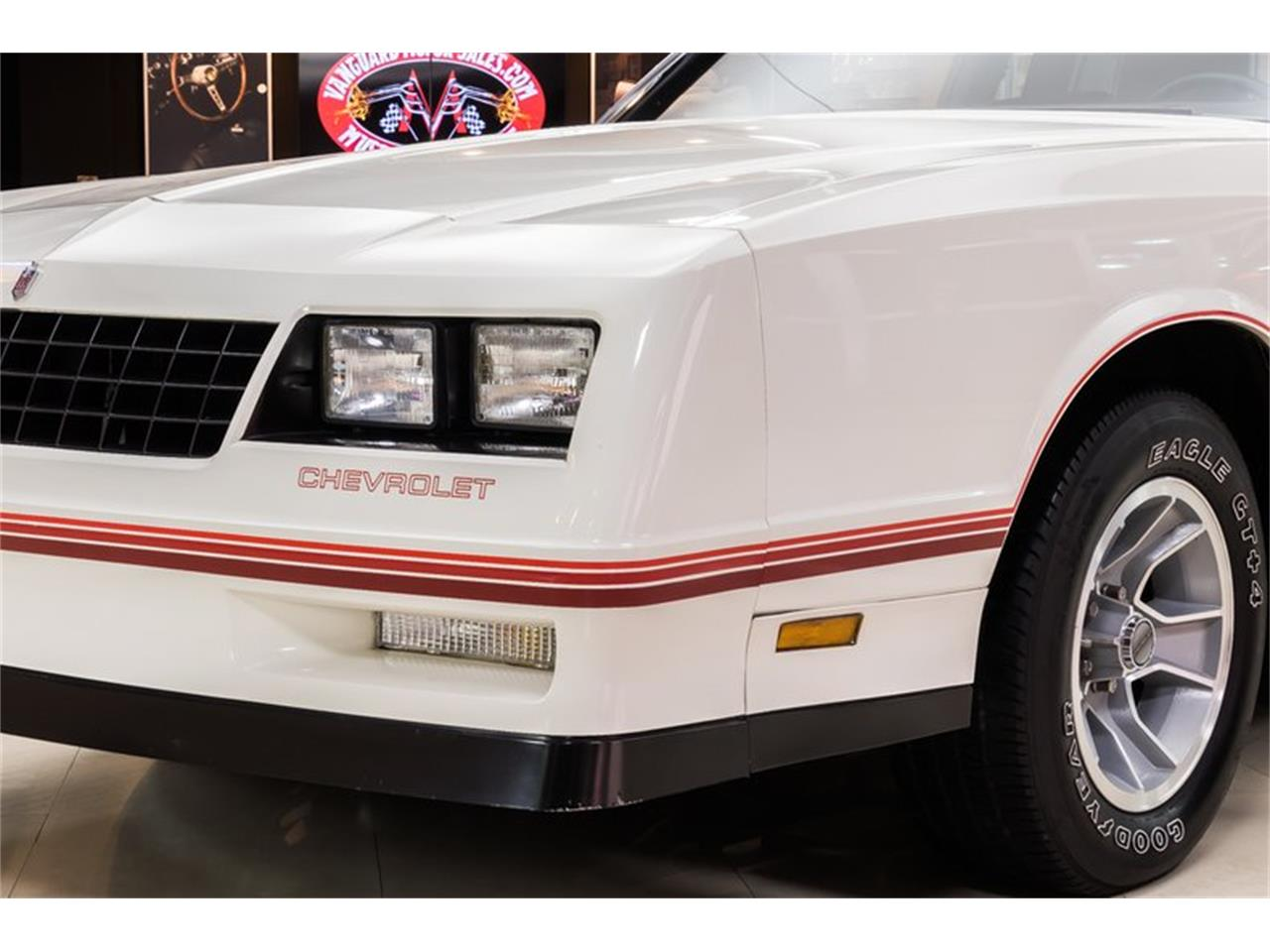 Large Picture of 1988 Chevrolet Monte Carlo located in Michigan Offered by Vanguard Motor Sales - Q9DY