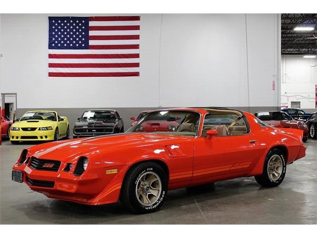 Picture of '80 Camaro - Q9E1