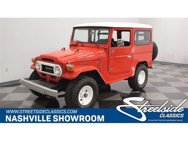 Picture of 1976 Land Cruiser FJ - $32,995.00 - Q9EE