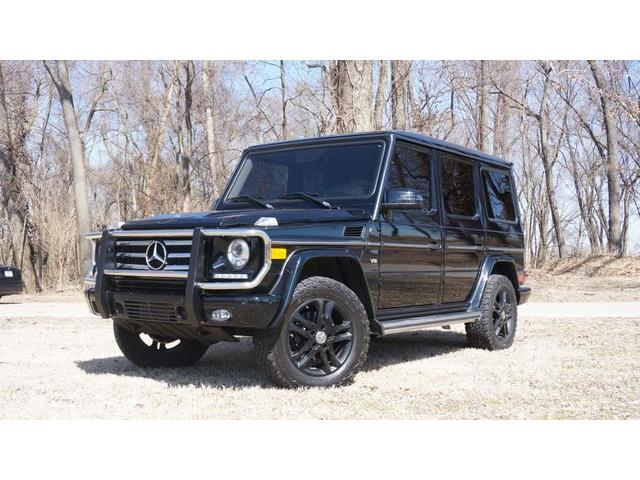 Picture of '14 G550 - Q5RG