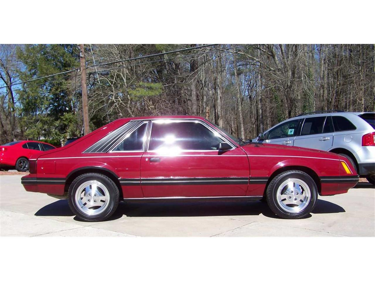 Large Picture of 1981 Mustang located in Louisiana Auction Vehicle Offered by Vicari Auction - Q5RH