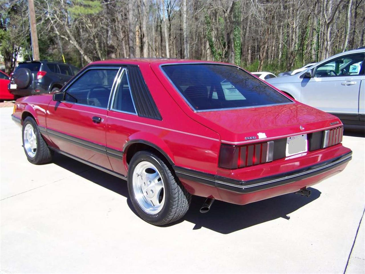 Large Picture of '81 Mustang located in Harvey Louisiana Auction Vehicle - Q5RH