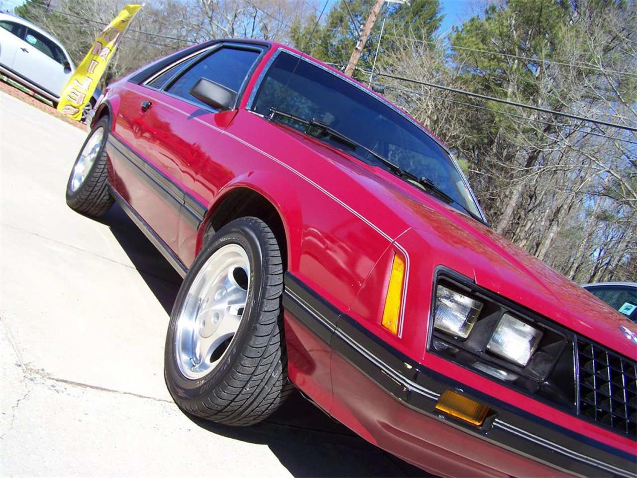 Large Picture of 1981 Ford Mustang located in Louisiana Auction Vehicle - Q5RH
