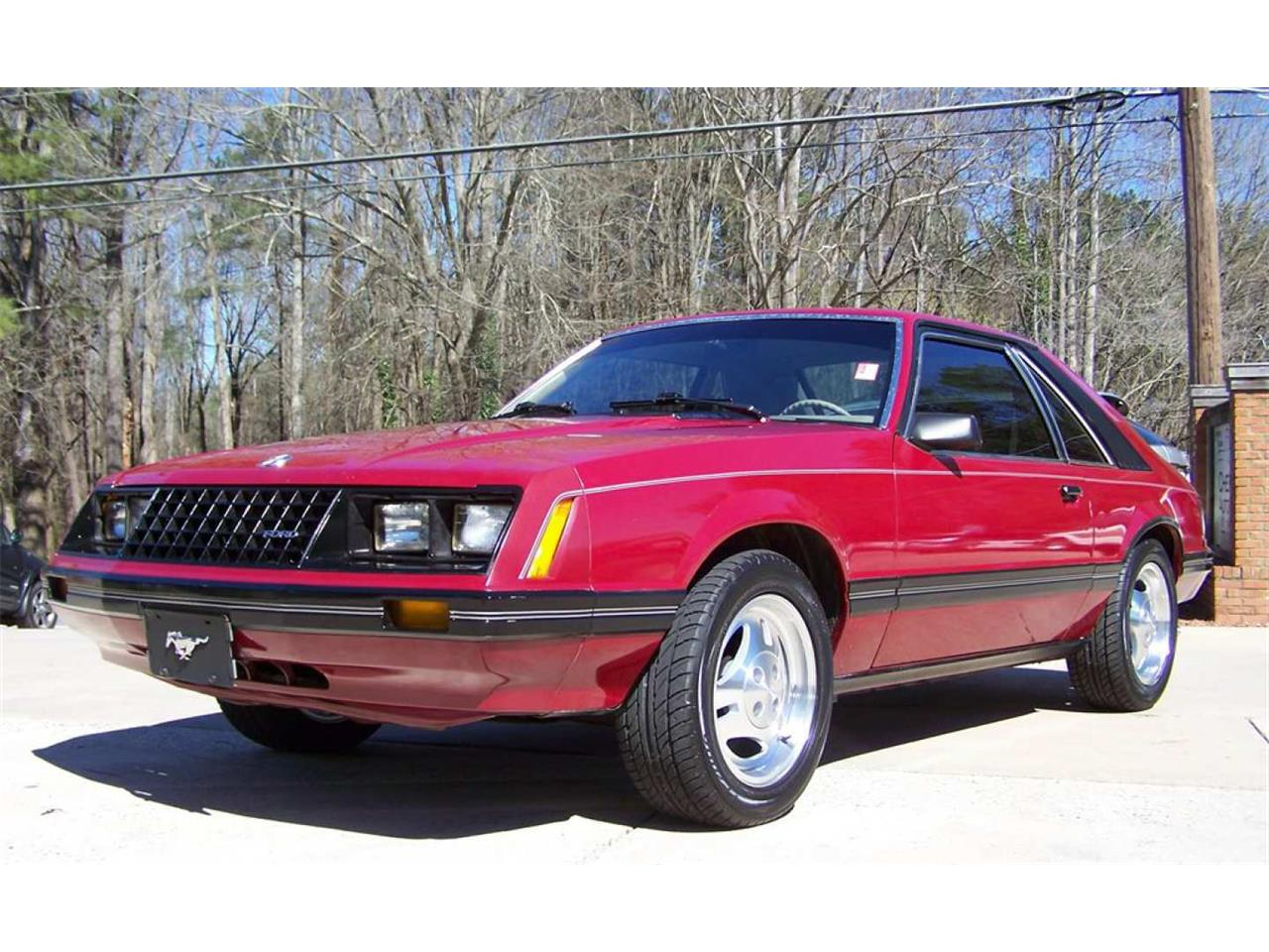 Large Picture of '81 Mustang Auction Vehicle Offered by Vicari Auction - Q5RH