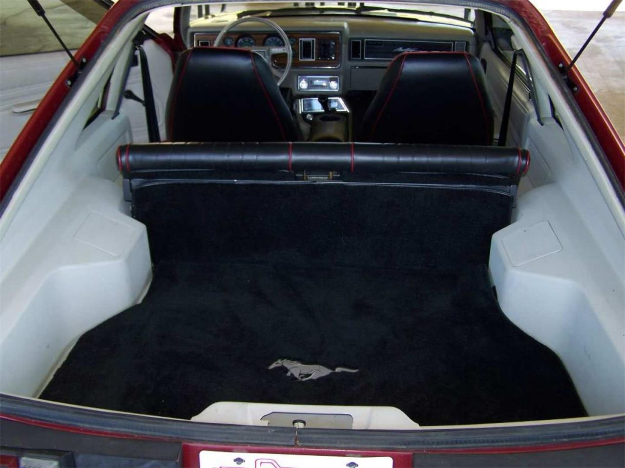 Large Picture of '81 Ford Mustang - Q5RH