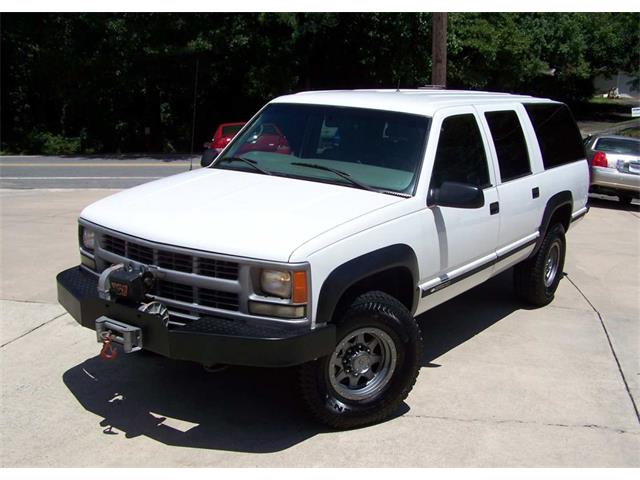 Classic Chevrolet Suburban For Sale On Classiccars Com