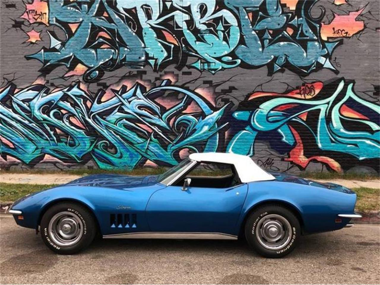 Large Picture of '69 Corvette Stingray - Q5ED