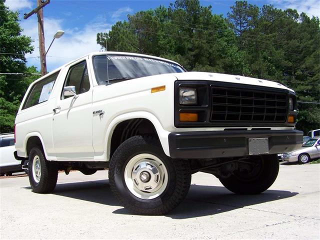 Picture of 1981 Ford Bronco - Q5RM