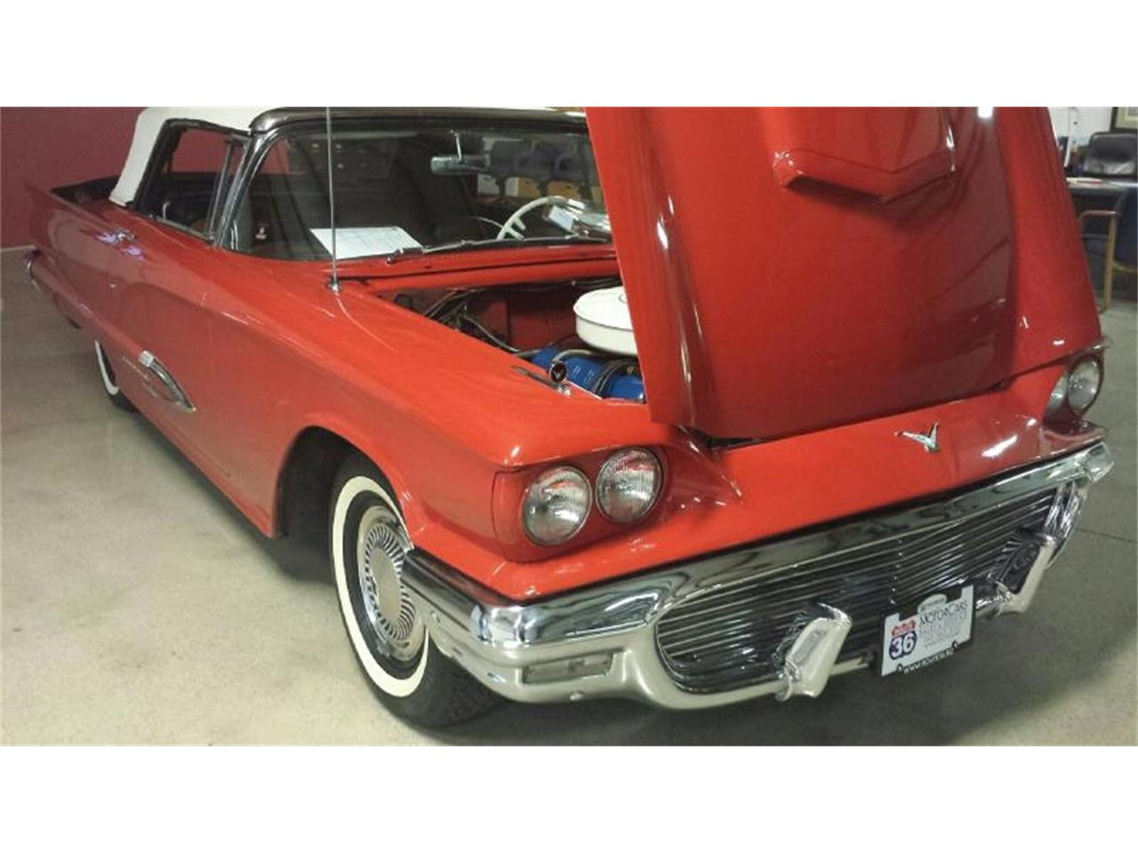 Large Picture of '59 Thunderbird - Q9G7