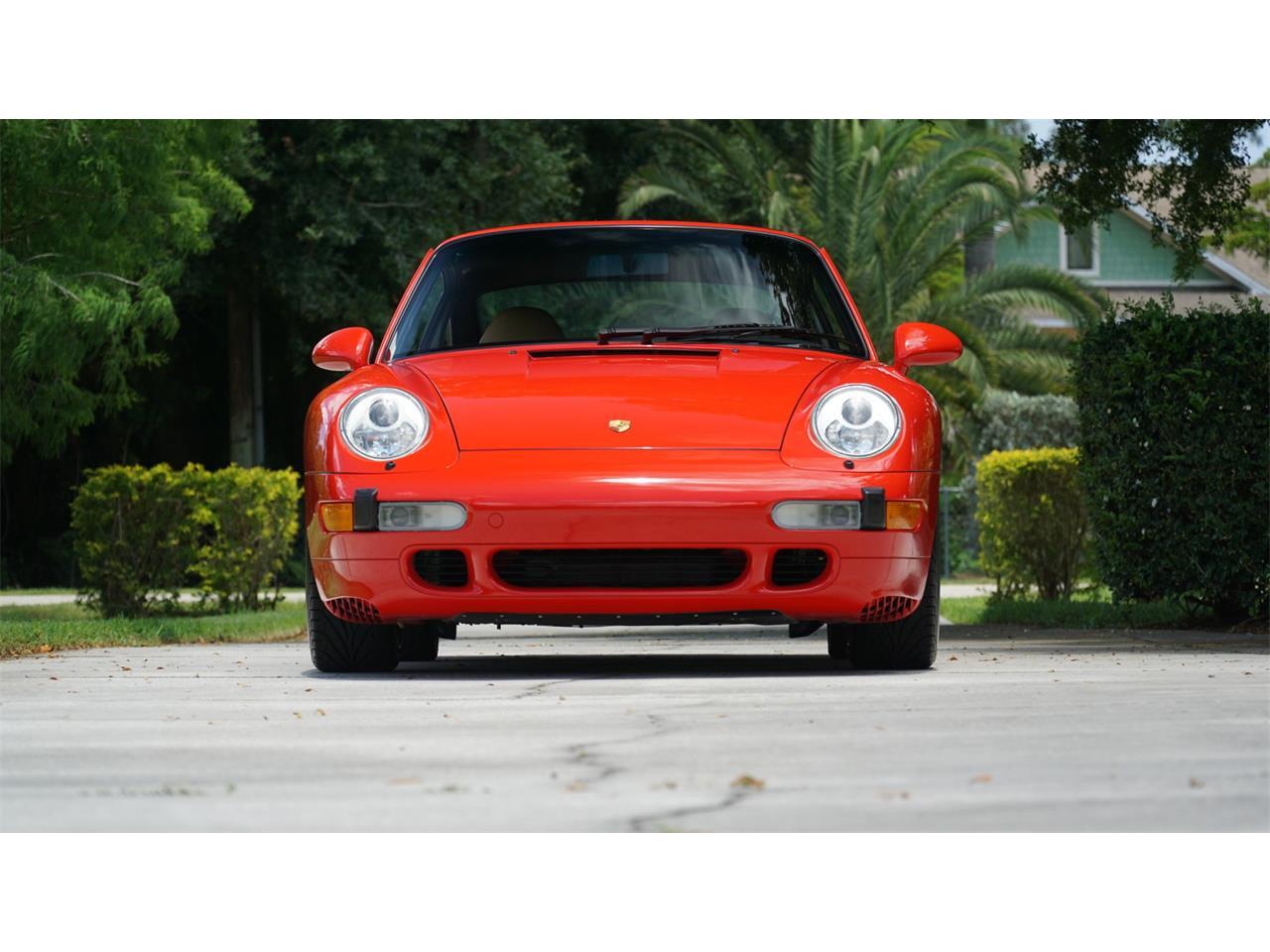 Porsche Fort Myers >> 1996 Porsche 911 Turbo For Sale Classiccars Com Cc 1225321