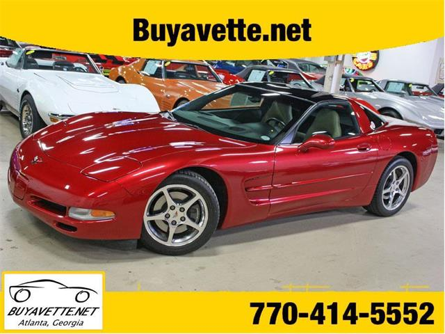 Picture of '01 Corvette located in Atlanta Georgia - Q9GQ