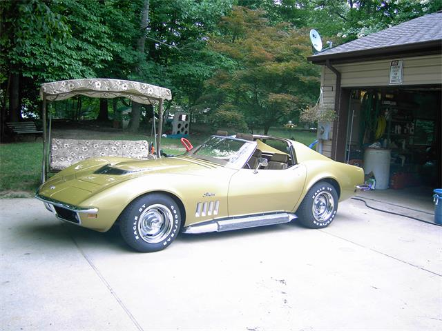 Picture of Classic '69 Corvette located in HUGHESVILLE Maryland - $45,000.00 - Q5RP