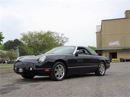 Picture of '02 Thunderbird located in Hilton New York Offered by Great Lakes Classic Cars - Q9HB