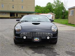 Picture of 2002 Ford Thunderbird Offered by Great Lakes Classic Cars - Q9HB