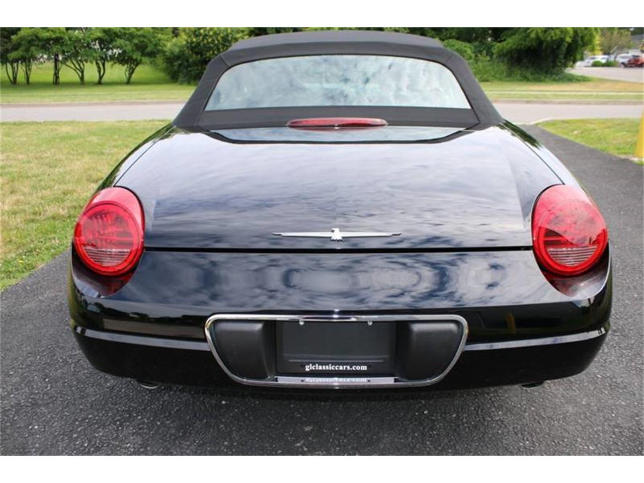 Large Picture of '02 Ford Thunderbird located in Hilton New York Offered by Great Lakes Classic Cars - Q9HB