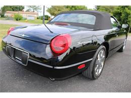 Picture of 2002 Thunderbird located in New York - Q9HB
