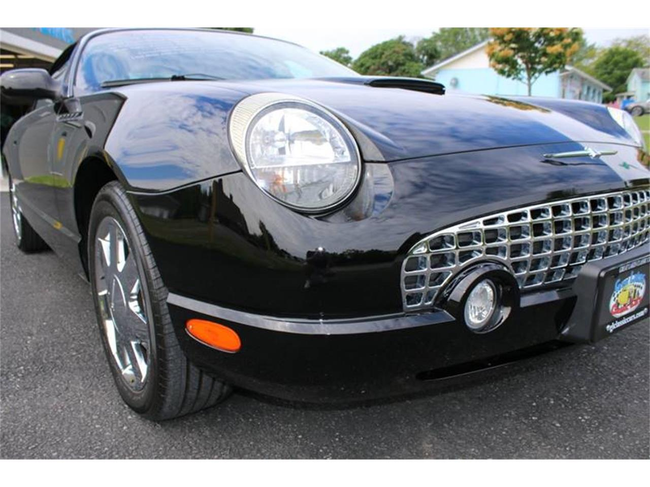 Large Picture of 2002 Ford Thunderbird Offered by Great Lakes Classic Cars - Q9HB