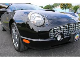 Picture of 2002 Ford Thunderbird located in Hilton New York Offered by Great Lakes Classic Cars - Q9HB