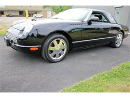 Picture of 2002 Thunderbird - $22,750.00 Offered by Great Lakes Classic Cars - Q9HB