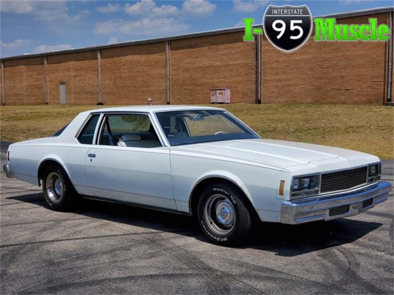 For Sale 1977 Chevrolet Impala In Hope Mills North Carolina