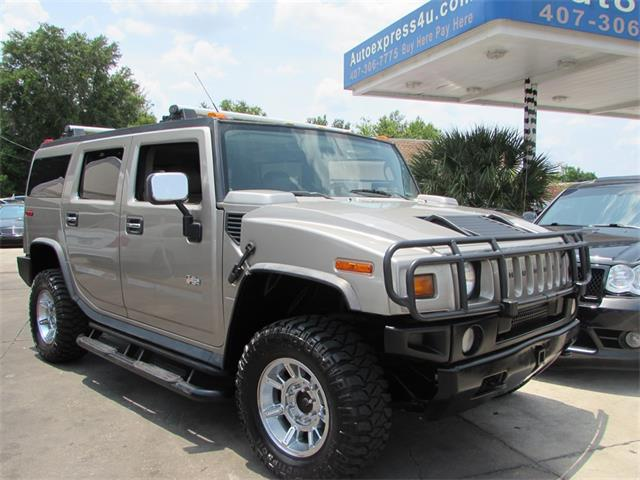 Picture of 2003 Hummer H2 located in Orlando Florida - $14,999.00 - Q9HQ