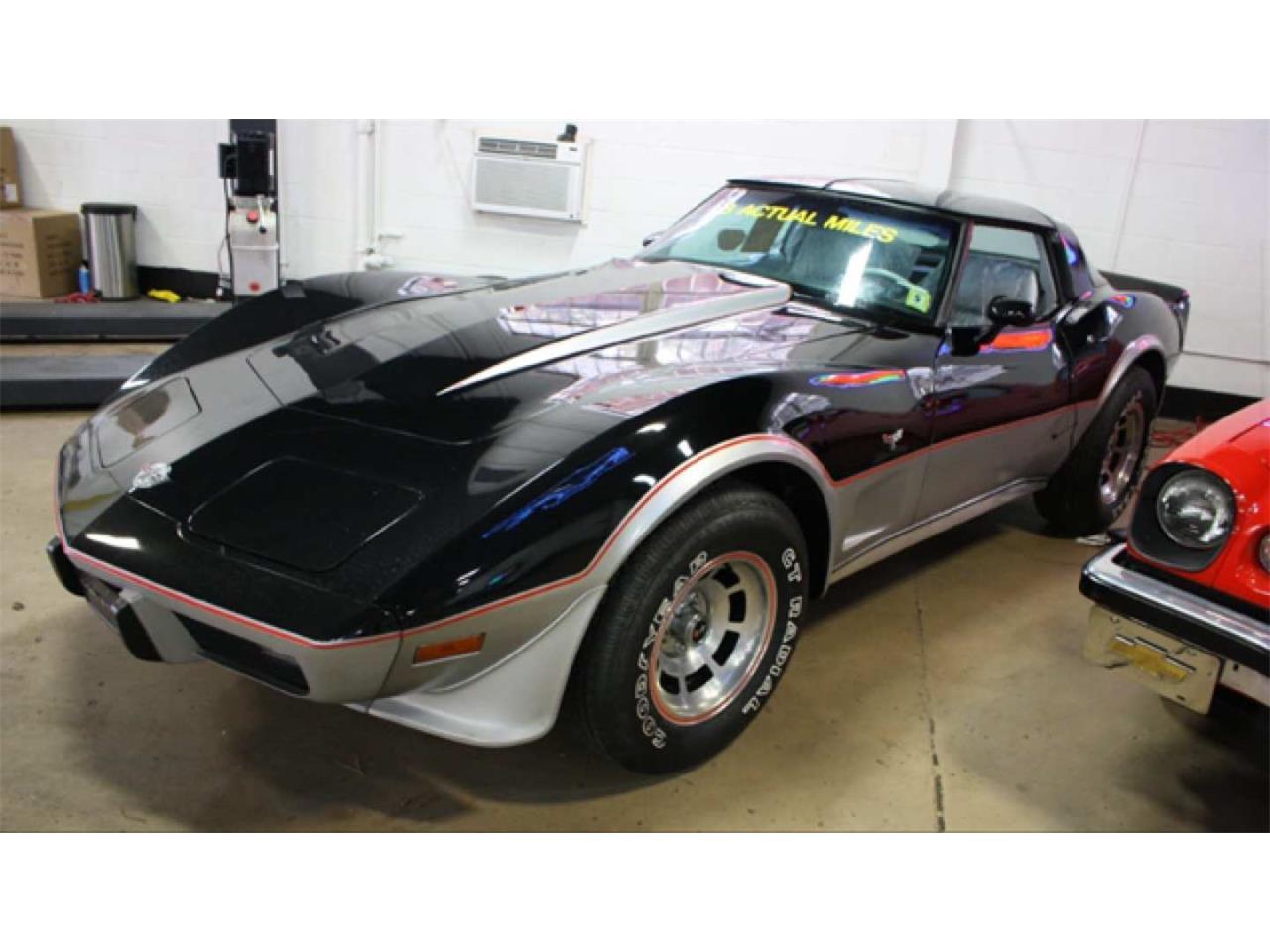 Large Picture of '78 Corvette - Q9I1
