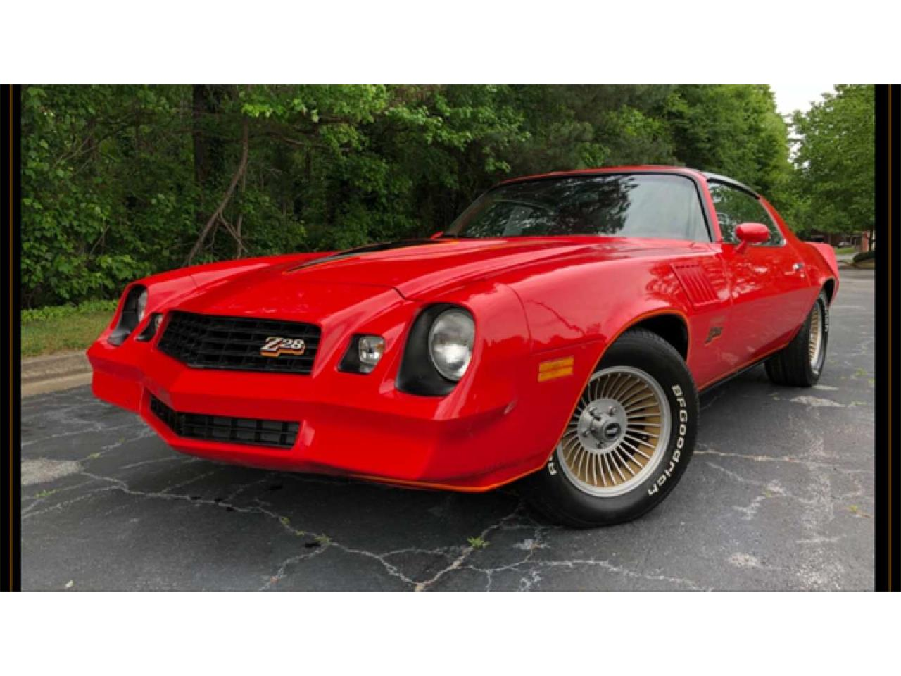 Large Picture of 1978 Camaro Auction Vehicle Offered by Vicari Auction - Q9IB