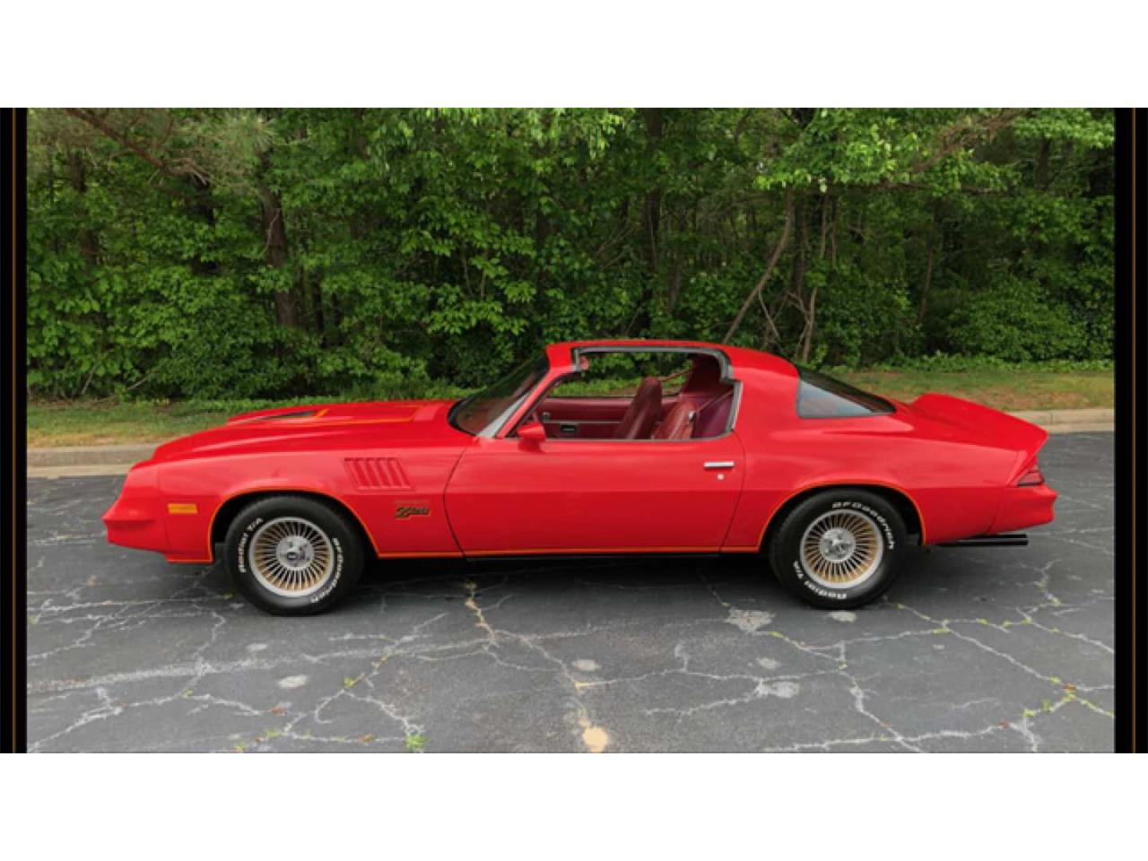 Large Picture of '78 Chevrolet Camaro Offered by Vicari Auction - Q9IB