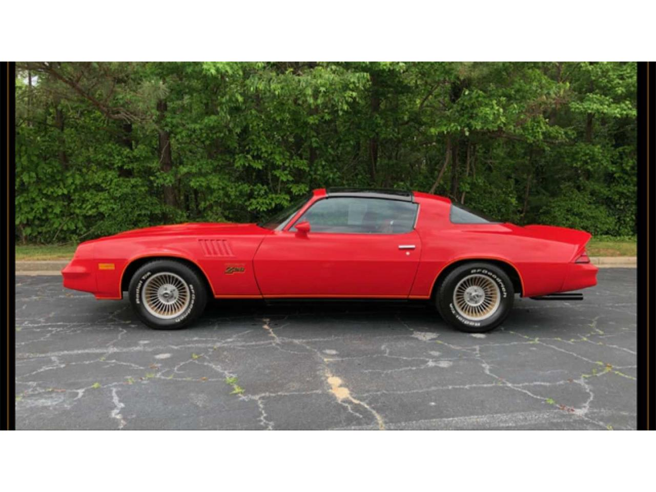 Large Picture of '78 Chevrolet Camaro Auction Vehicle Offered by Vicari Auction - Q9IB