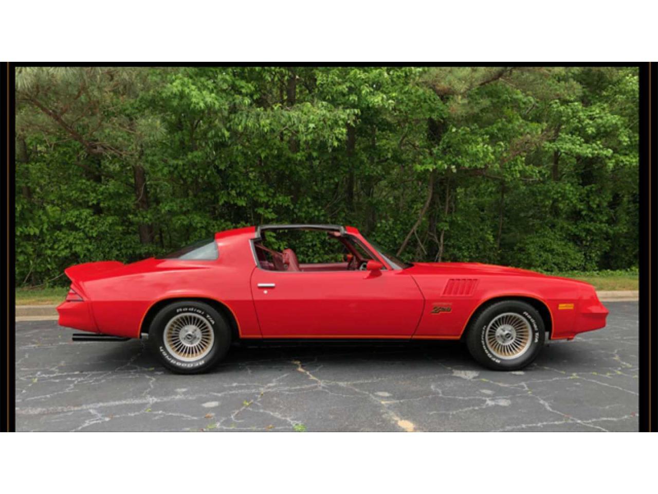 Large Picture of 1978 Camaro Auction Vehicle - Q9IB