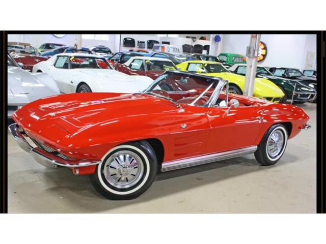Picture of Classic '64 Corvette Auction Vehicle Offered by  - Q9ID