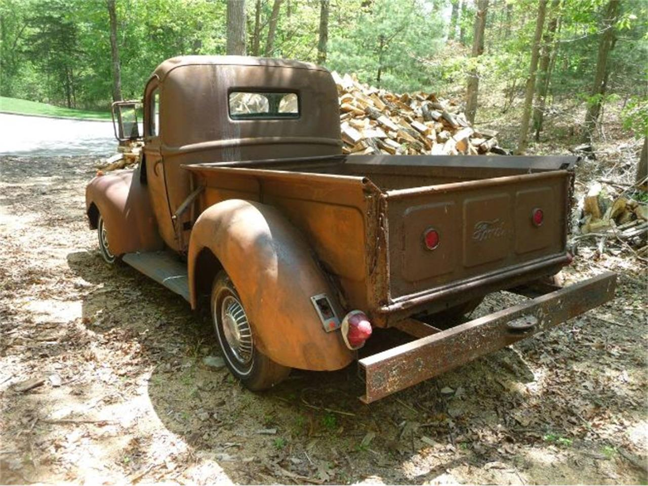 Large Picture of 1947 Pickup located in Michigan Offered by Classic Car Deals - Q9J1