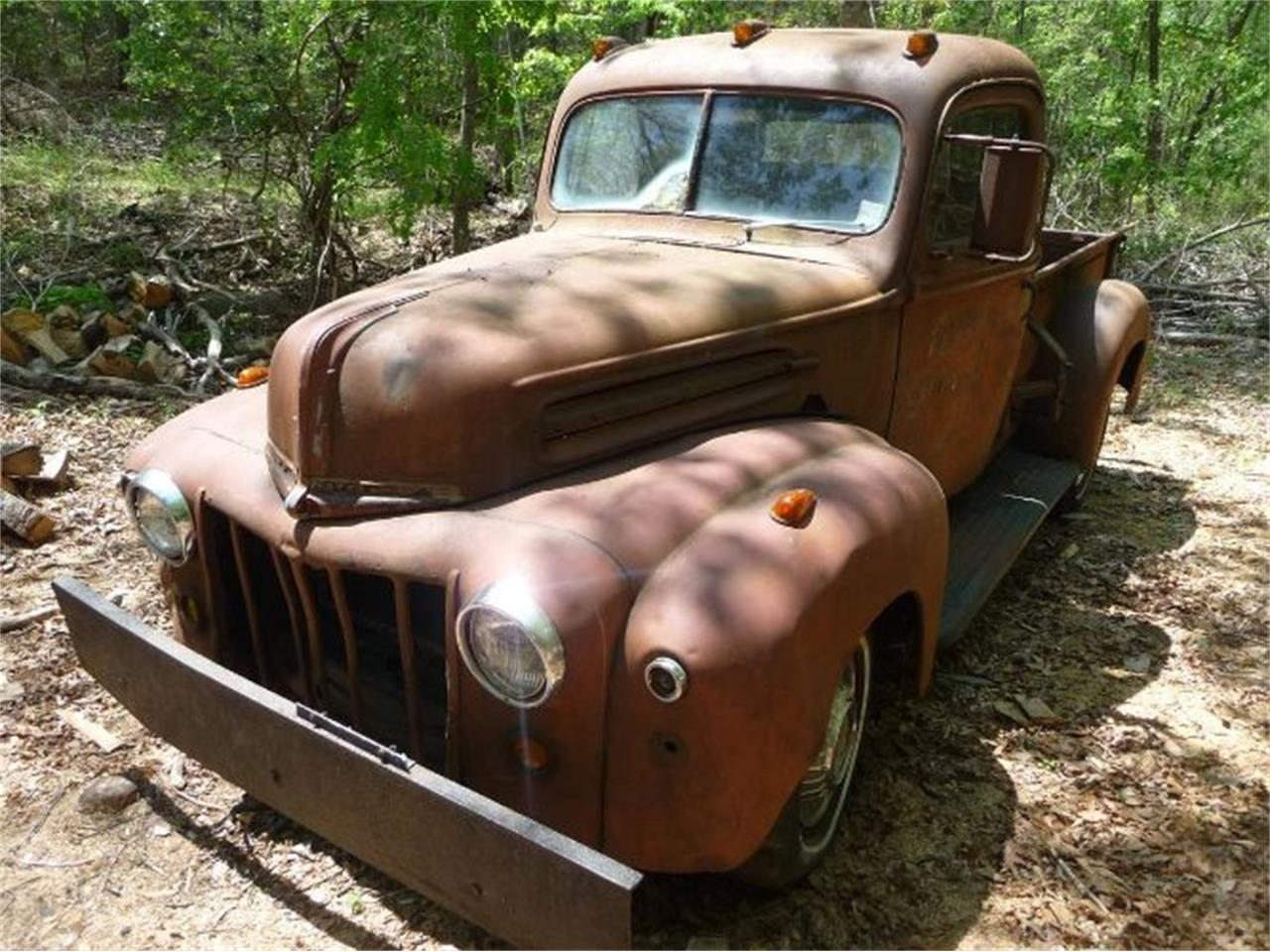 Large Picture of Classic '47 Pickup located in Michigan Offered by Classic Car Deals - Q9J1