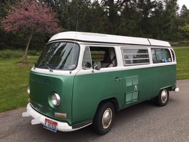 Classic Volkswagen Westfalia Camper For Sale