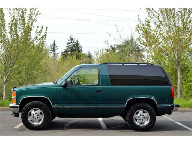 Picture of '95 Tahoe - Q9K6