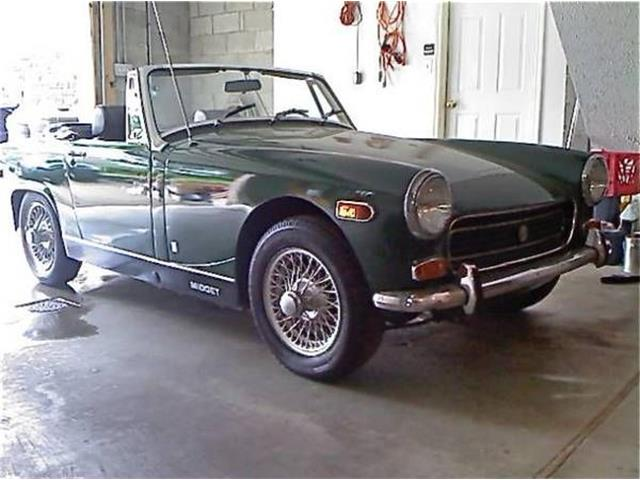 Picture of 1970 Midget Offered by  - Q9K9