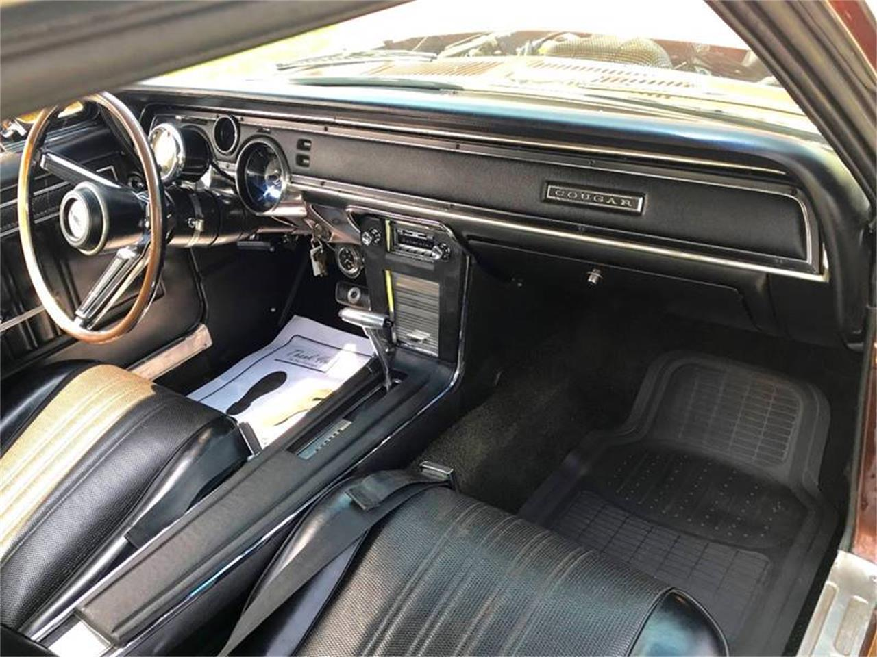 Large Picture of Classic 1967 Cougar - $13,900.00 Offered by 500 Classic Auto Sales - Q9KW