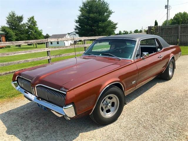 Picture of '67 Cougar - Q9KW