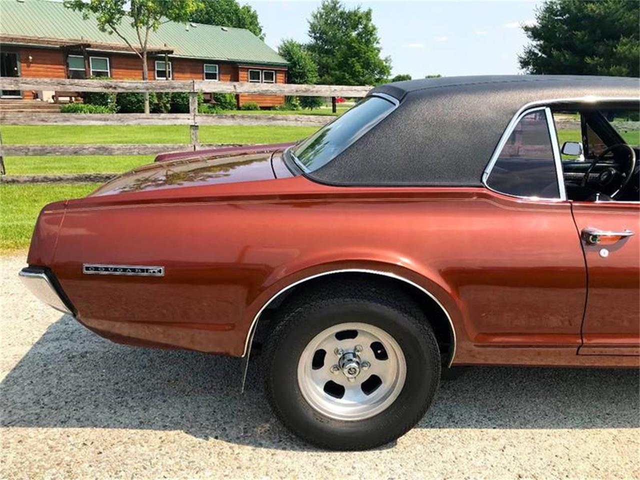 Large Picture of Classic 1967 Cougar Offered by 500 Classic Auto Sales - Q9KW